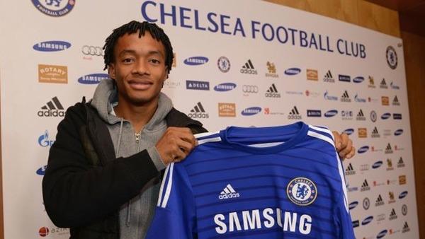Z ktorého klubu prestúpil Juan Cuadrado do Chelsea?