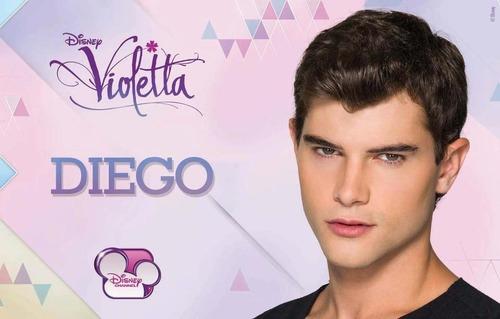 Op wie is Diego verliefd?