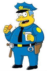 Comment s'appelle le chef de police ?