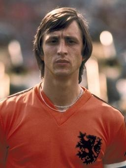Avec la sélection des Pays-Bas il est le premier......