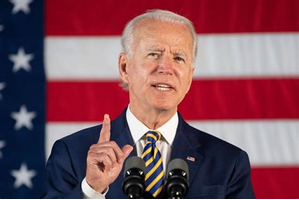 How many votes did Joe Biden get for the 2020 presidential elections ?