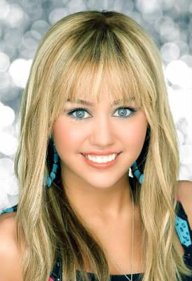 Dans quelle saison Hannah a-t-elle les cheveux courts ?