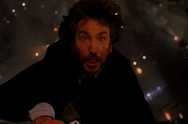 Alan Rickman est Hans Gruber dans quel film ?