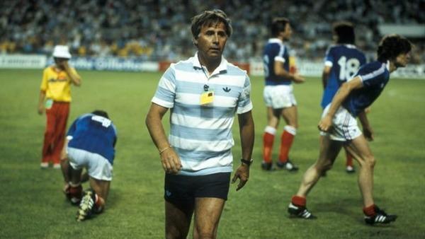 Il s'agissait là du dernier match de Michel Hidalgo en tant que sélectionneur des Bleus.