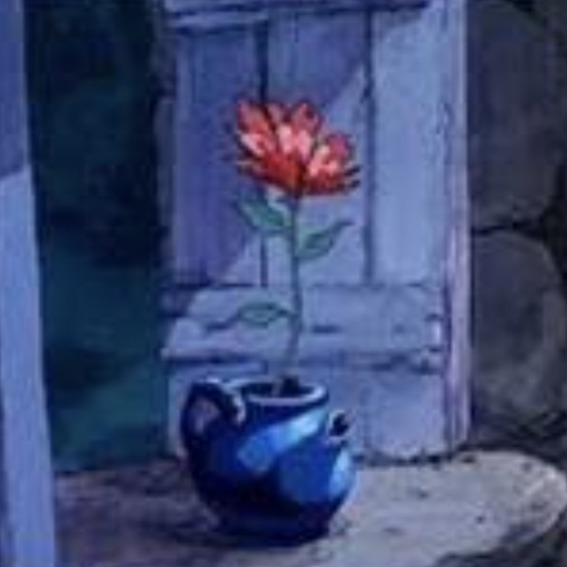 Dans quel Disney ou Pixar peut-on voir cette fleur ?