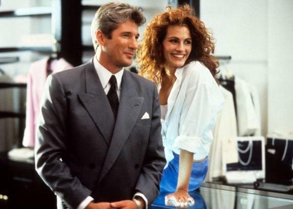 Quelle est la profession de Vivian (Julia Roberts) dans le film ?