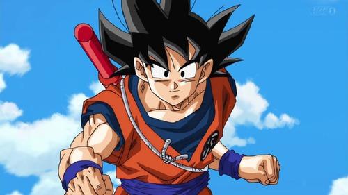 Qual o verdadeiro nome de Son Goku?