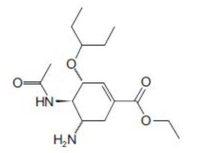 Assinale a opção que NÃO indica uma função orgânica presente na estrutura da molécula do oseltamivir.