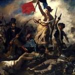 Sur quel billet de banque figurait cette peinture de Delacroix, intitulée « La Liberté guidant le peuple » ?