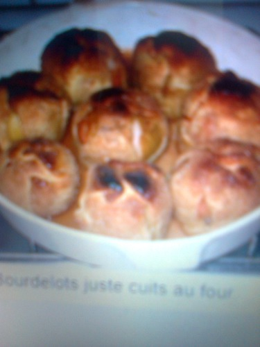 """Le""""BOURDELOT""""est une spécialité culinaire de quelle région?"""