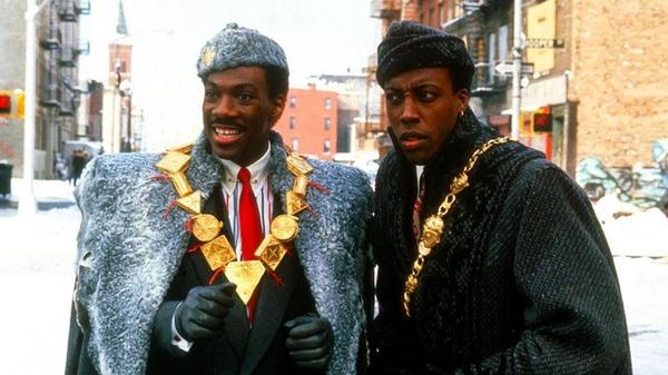 """Dans """"Le prince à New York"""" Eddie est Murphy et Akeem prince de quel pays ?"""