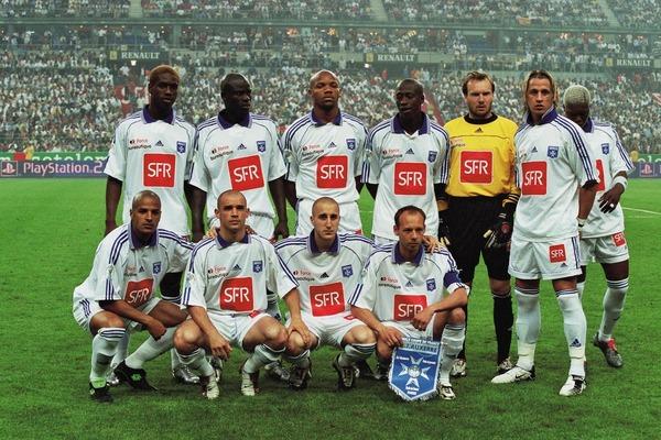 Le 31 mai 2003, contre quelle équipe les auxerrois remportent-ils leur 3e Coupe de France ?