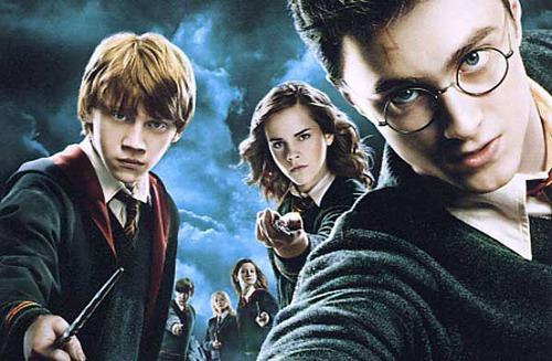 Ki ölte meg félig Harry Pottert ?
