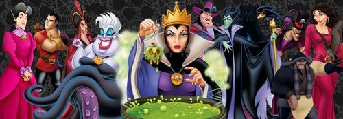 Qual vilã da Disney tem poder?