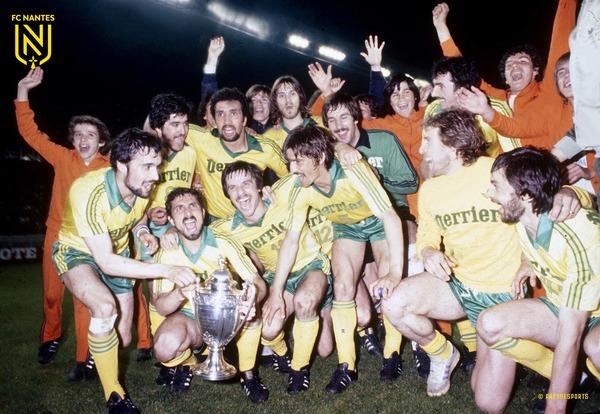 16 juin 1979, contre quelle équipe les canaris remportent-ils leur première Coupe de France ?