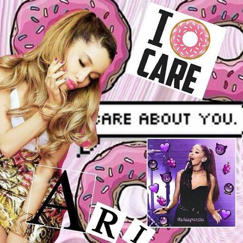 Ariana Grande'nin adının kısaltması aşağıdakilerden hangisidir?