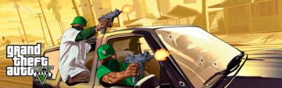Cet artwork met en avant une voiture occupée par un gang. Quel est ce gang ?