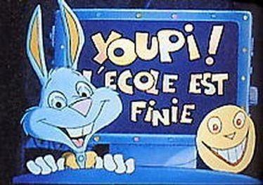 Sur quelle chaîne l'émission Youpi ! L'école est finie, était-elle diffusée ?