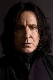 Qual o nome verdadeiro da personagem Severus Snape