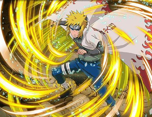 Comment s'appelle le père mythique de la série Naruto Shipuden ?