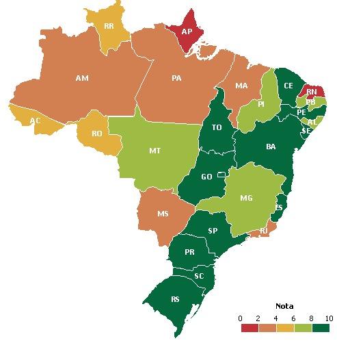 O estado brasileiro: república federativa do brasil, é constituído por um conjunto de :