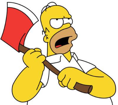 """Qui est """" L'ennemi d'Homer"""" ?"""