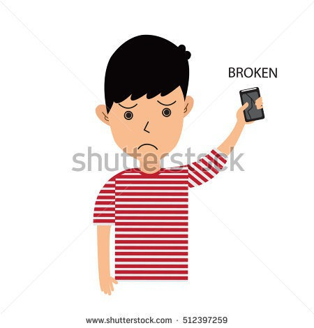Shauna: I'm ____________ seeing Barry tomorrow. He's been really sad since his phone broke.