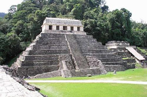 ¿Cómo se llama esta ciudad arqueológica que se sitúa en el estado de Chiapas?