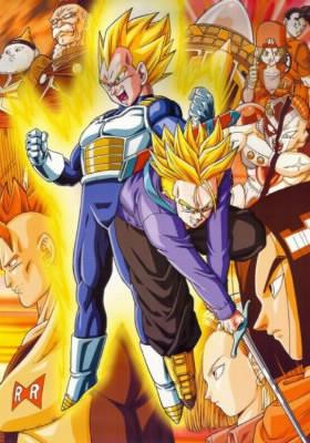 """Qui sont les personnages de """"Dragon Ball"""" sur cette image ?"""