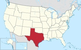 Texas is the largest American state.