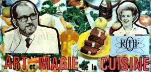 En quelle année a été diffusé la première émission culinaire à la télévision ?
