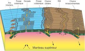 Comment s'appellent les plaques qui créent les tremblements de terre ?