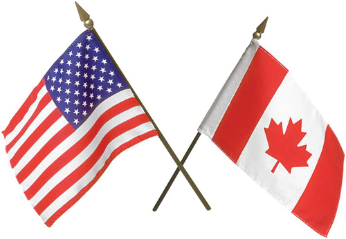What is the difference of the Canadian thanksgiving and the American thanksgiving ?