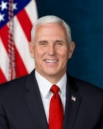 Who is the Vice President for Donald Trump ?