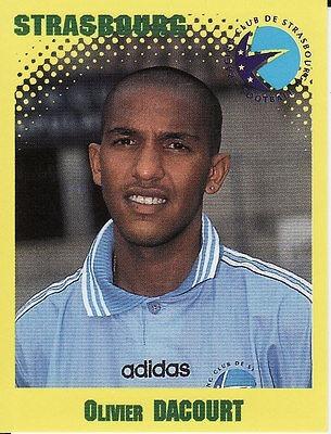 Olivier Dacourt a été formé au RC Strasbourg.