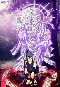 Sasuke e indra ou ashura?