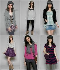 Comment s'appelle la ligne de vêtements de Selena Gomez ?