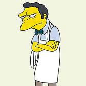 De qui Moe est-il amoureux ?