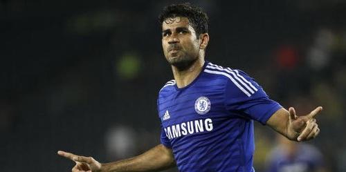 A quel prix Diego Costa a-t-il rejoint Chelsea ?