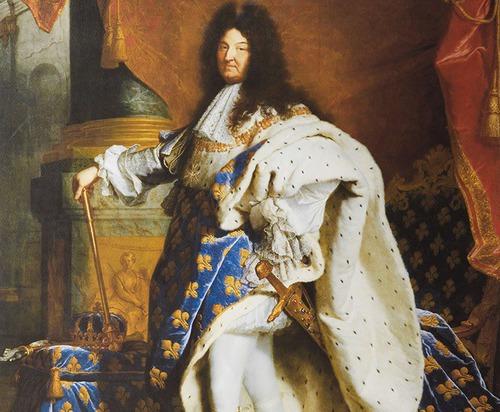 A quel âge Louis XIV fut-il roi ?