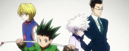 Quels sont les 4 personnages principaux?