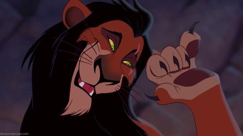 Dans le Roi lion: Comment Scar tue-t-il Mufasa ?