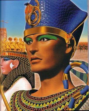 Quel objet Ramsès III nous a-t-il laissé en héritage ?