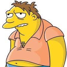 Où peut-on trouver le plus souvent Barney Gumble ?