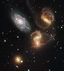 Quelle est la galaxie la plus proche de la nôtre ?
