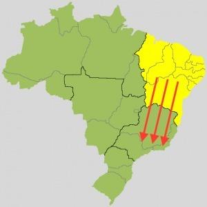 Qual o motivo que faz o Piauí ser um dos estados que mais perdem população