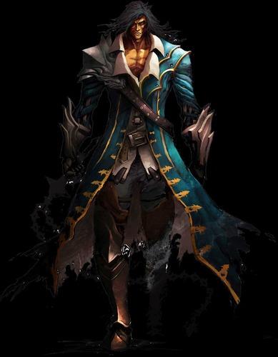 """Comment s'appelle le fils de Gabriel dans le jeu """"Castlevania Lord of Shadows 2"""" ?"""