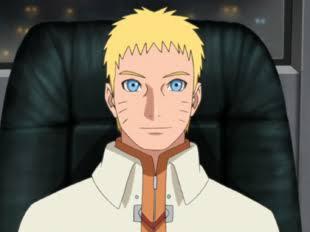 Quando Naruto virar 7° Hokage qual será seu assistente ?