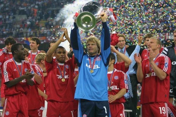 Qui perd la finale de 2001 contre le Bayern Munich ?