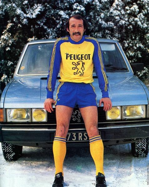 Il a passé 4 saisons à Sochaux fin 70 début 80, c'est ?